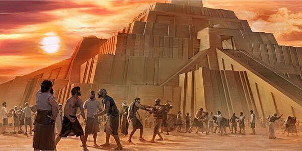 5 000 a.C. Los Sumerios