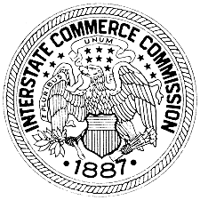 •Interstate Commerce Act