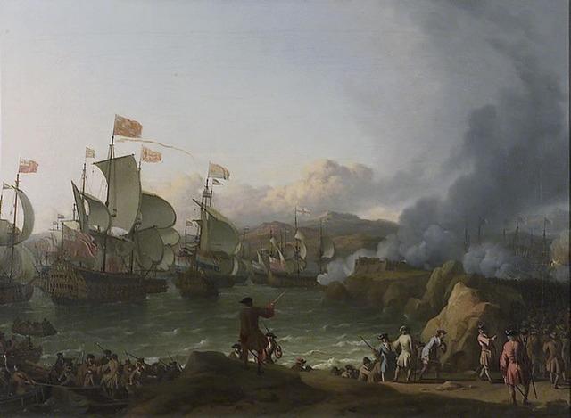 Piet Heyn vervoert de Spaanse zilvervloot