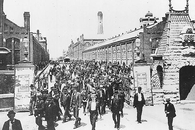 Pullman Labor Strike