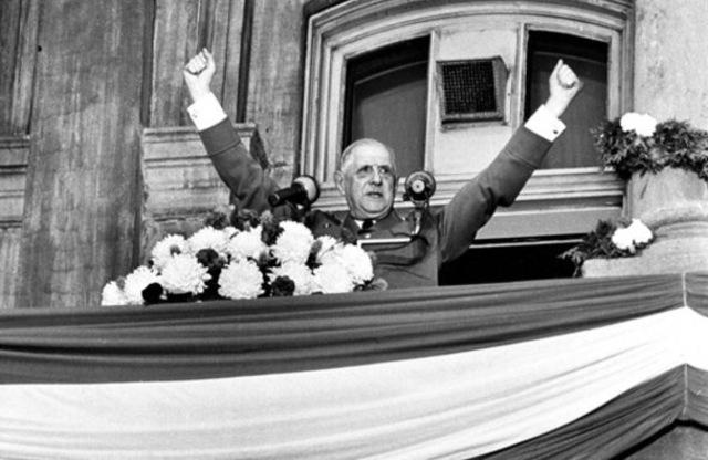 Charles de Gaulle: Vive le Quebec Libre