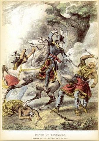 Battle of Thames River