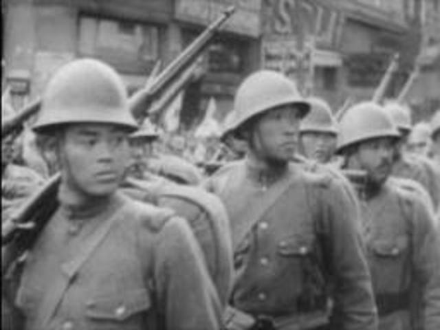 Japanese Invade Korea
