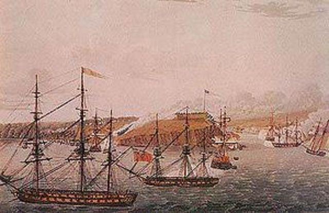 Capture of Fort Oswego