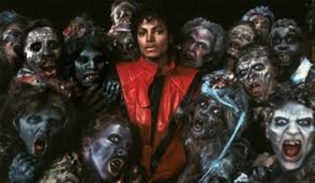 Thriller Becomes Album of all time.