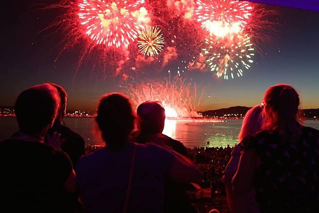 Blind Fireworks