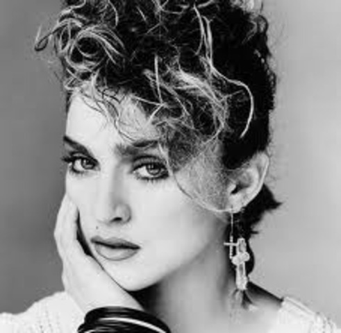 Madonna is a Fashion Icon
