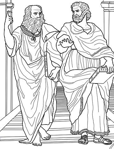 Comenzando el siglo VI a. C.
