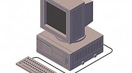 Antecedentes históricos y generaciones de las computadoras. timeline
