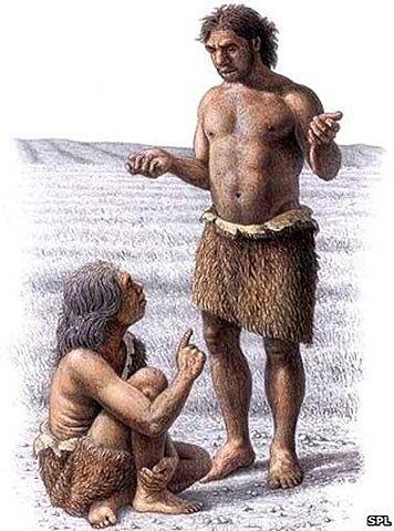 Origen de la comunicación humana