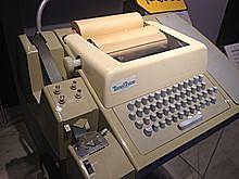 El telex (teletipo)