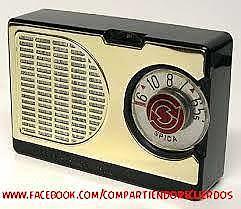 1ra radio portátil