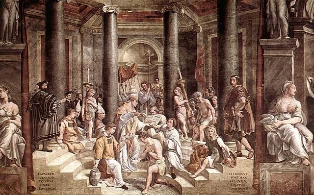 EL CRISTIANISME, RELIGIÓ OFICIAL A ROMA