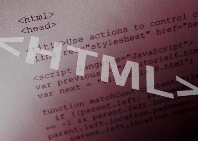 HTML (lenguaje de marcado de hipertexto)