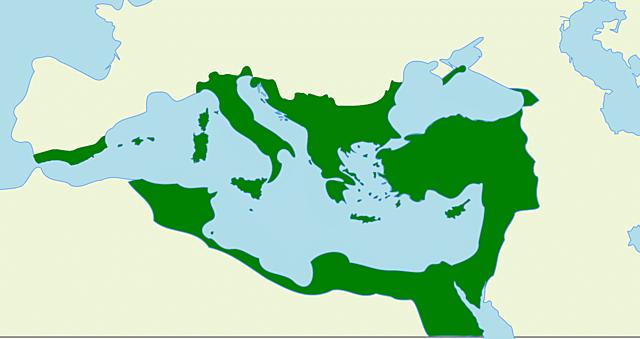 Det østromerske riket