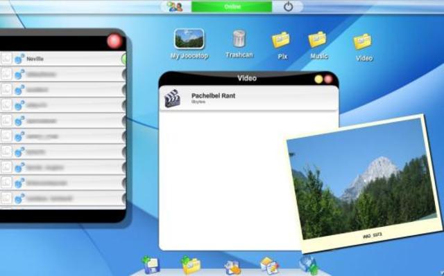 WebOS (Web operating system)