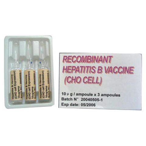 New Hepatitis B Vaccine Developed