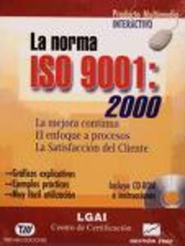 La versión 94 es cambiada por la 2000