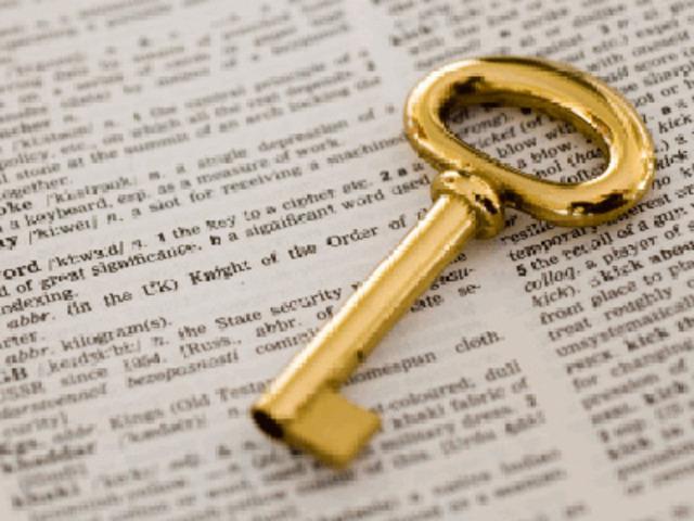 Keyword Search (Palabra clave de investigación)