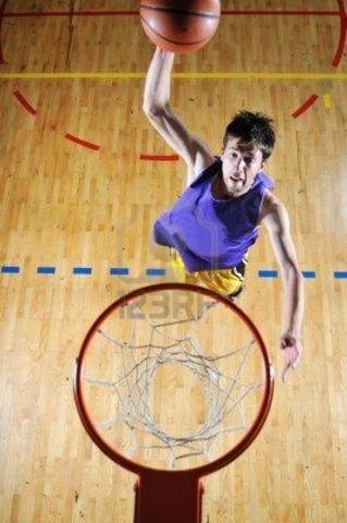 mi nueva aficcion,el baloncesto