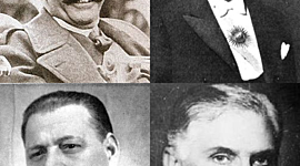 Los gobiernos de La Década Infame y de los primeros gobiernos peronistas (1930-1955) timeline