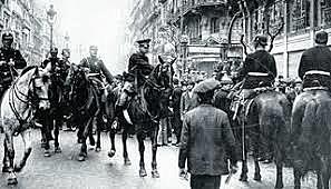Golpe militar al presidente Hipolito Yrigoyen