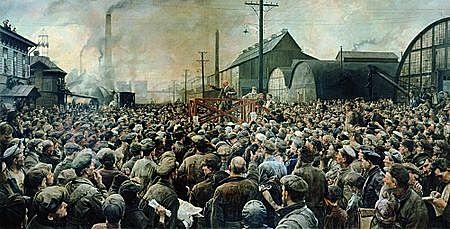 Consolidación del movimiento obrero organizado