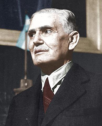 Golpe al Presidente Ramón S. Castillo