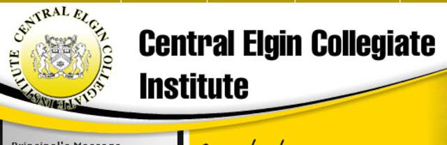 Begin Secondary School at Central Elgin