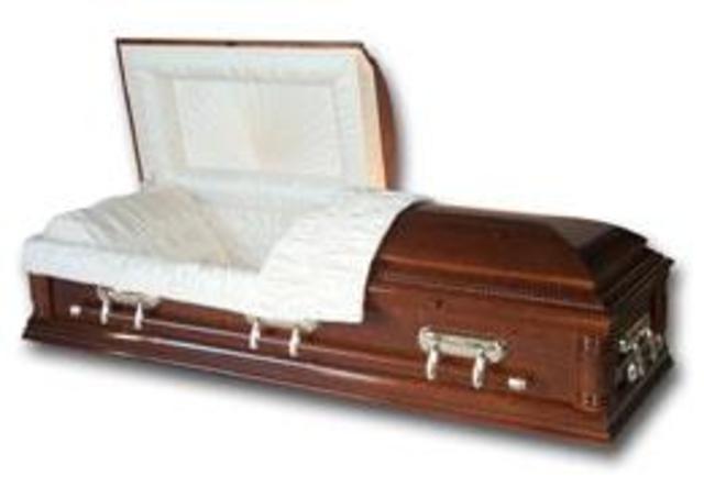 muerte de mi tia