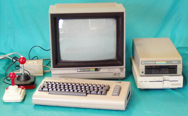 Family Computer upgrade to a Commodore 64