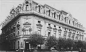 Creación del Banco Central