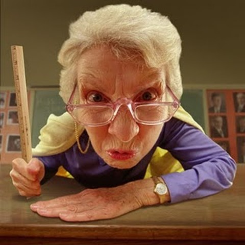 conosco a la profesora marlen gomez