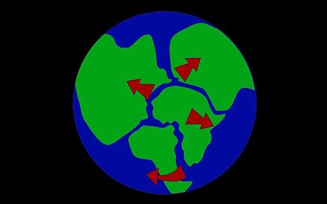 190 millones de años antes