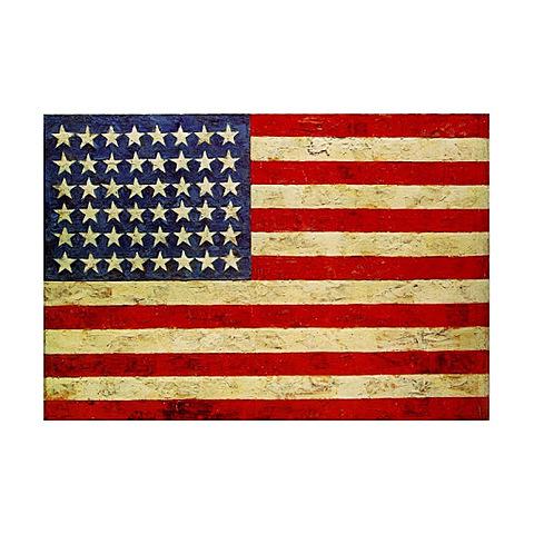 """""""Флаг"""" Джаспер Джонс"""