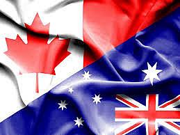 Australia y Canadá confirman su primer caso