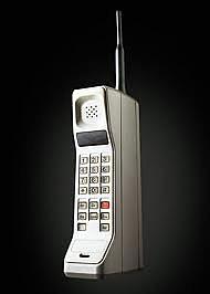 le Motorola DynaTAC 8000X