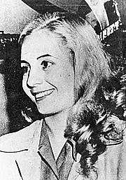 Fallecimiento de Eva Peron