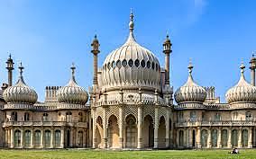 Pabellón Real de Brighton, Inglaterra