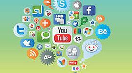 cuales fueron las redes sociales mas populares a través del tiempo timeline