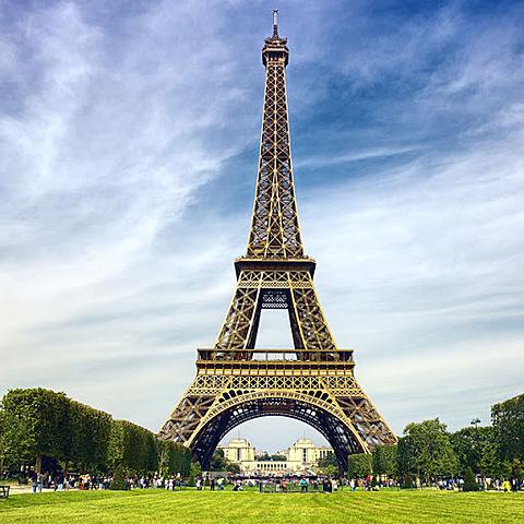 Torre Eiffel de Alexandre-Gustave Eiffel