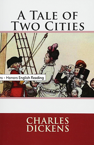Charles Dickens publishes his French Revolution novel, A Tale of Two Cities