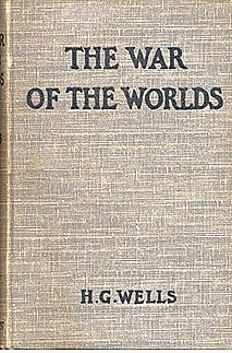 H.G. Wells publishes his science-fiction novel The War of the Worlds, in which Martians arrive in a rocket to invade earth