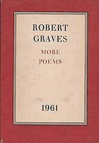 Robert Graves publishes his first book of poems, Over the Brazier