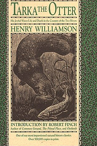 Henry Williamson wins a wide readership with Tarka the Otter, a realistic story of the life and death of an otter in Devon