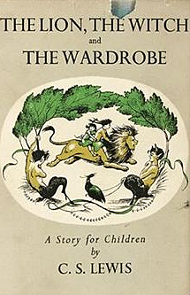 C.S. Lewis gives the first glimpse of Narnia in The Lion, the Witch and the Wardrobe