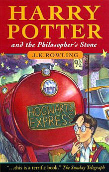 A schoolboy wizard performs his first tricks in J.K. Rowling's Harry Potter and the Philosopher's Stone