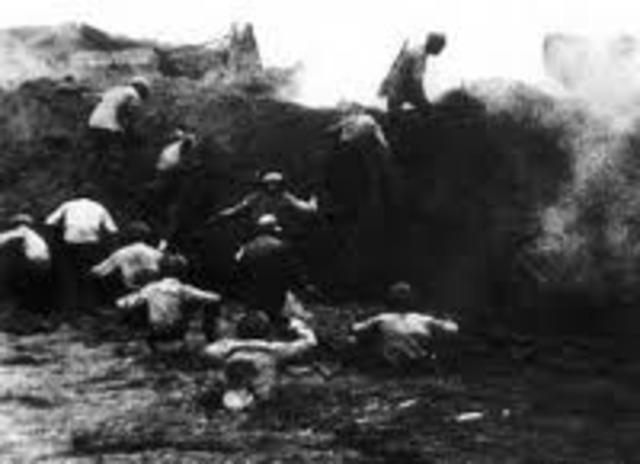 Invasion Of Manchuria China