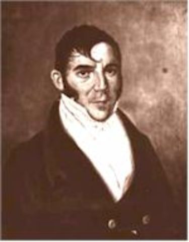 Mariano Galvez 1831-1838