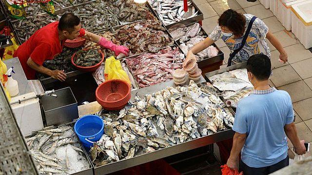 """Los mercados """"mojados"""" reabren en China"""
